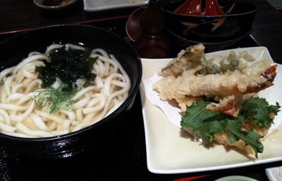 Prawn Tempura Udon - Sushi Masa