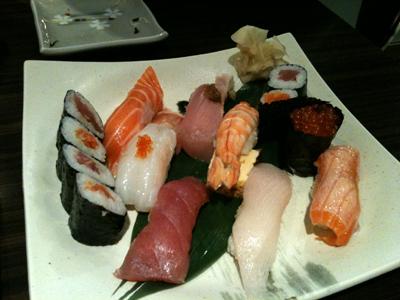 Chef's Special Sushi Platter - Sushi Masa