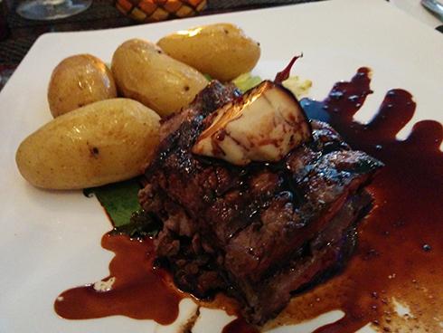 Transylvannian Steak