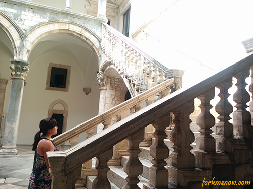 My photo - Qarth staircase